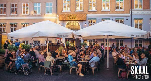 SKAAL i København ølbar med specialøl