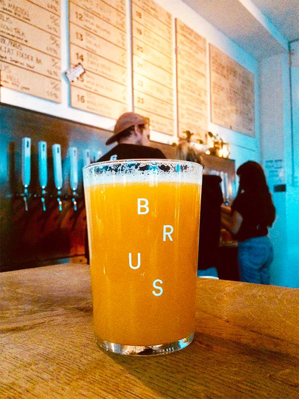 Brewpub med fantastisk øl brygget af To Øl