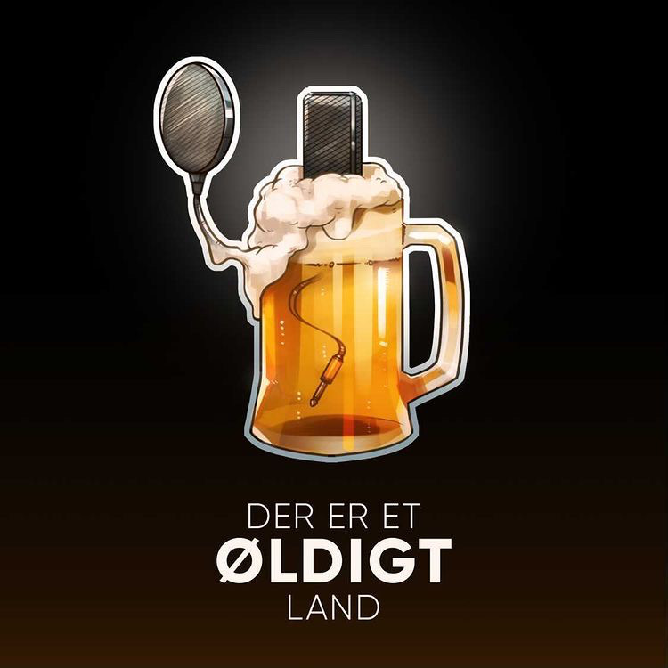 Podcast om øl Der Er Et Øldigt Land
